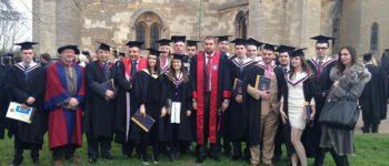 تعهد گرفتن دانشگاه باکینگهام، صدای دانشجویان را درآورد